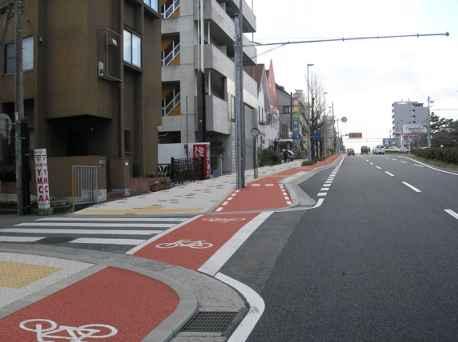 2.夙川バス停