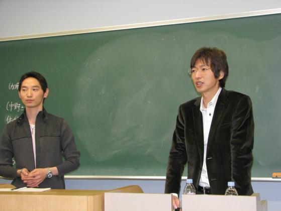 中野さんの話からたくさん学ばせていただきました!