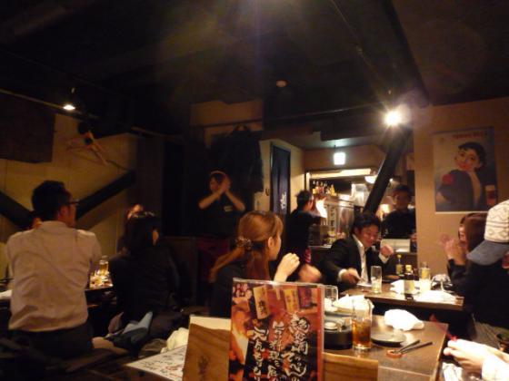 絶好調てっぺん@新宿にて!