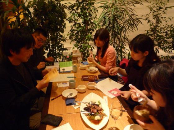 カワテツさんや祐川さんをはじめ、同じグループだった皆さん♪