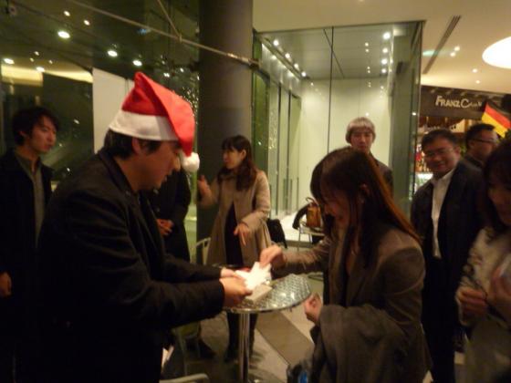 カワテツサンタからのクリスマスプレゼント☆