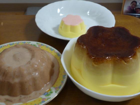 デザート群♪