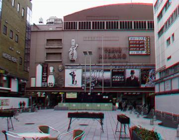 アナグリフ 歌舞伎町
