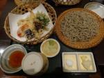 天ぷら十割蕎麦