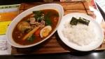 もち豚スープカレー[2013-11-09]