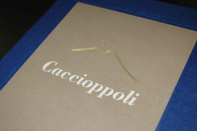オーダースーツ名古屋 Caccioppoli カチョッポリ