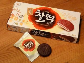 韓国版のチョコパイ?
