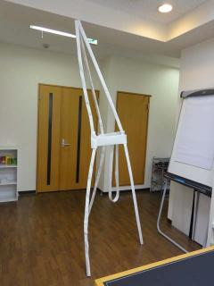研修でつくったタワー(20110114)