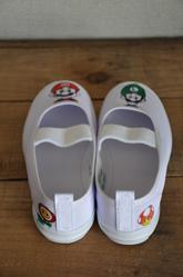 マリオ上靴