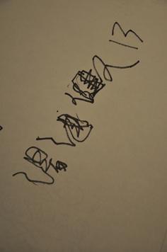 kentoサイン