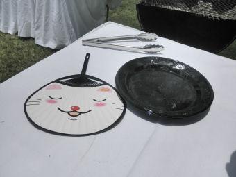 ピロシの焼き道具