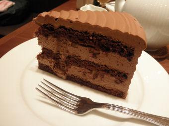 ケーキ拡大