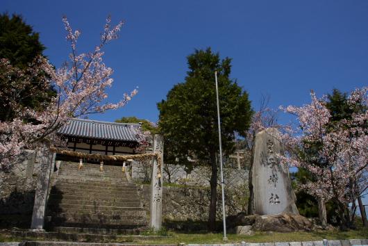 皇子神社ー2