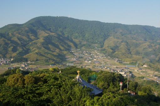 朝日山ー2