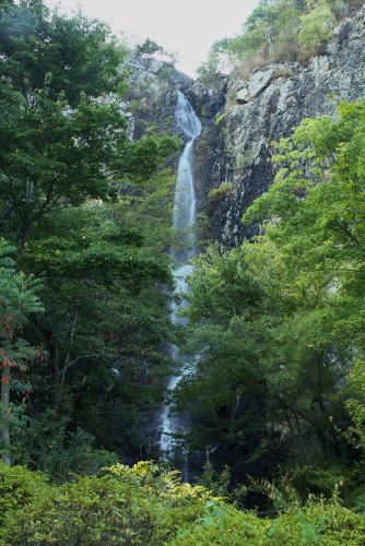 不動の滝ー1