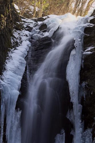 神通の滝ー4
