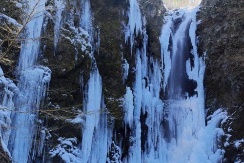 神通の滝ー1