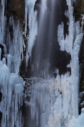 神通の滝ー3