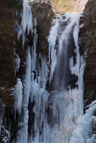 神通の滝ー2