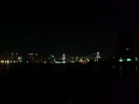 レインボーブリッジ遠景