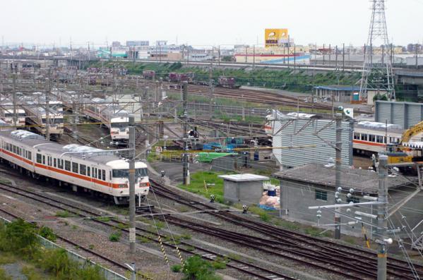117系電車解体