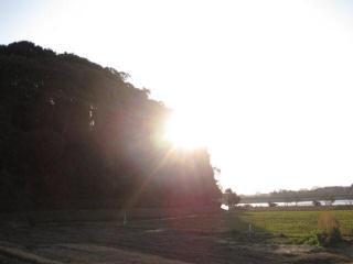 箸墓円墳部