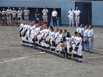 高校野球長野大会対犀峡高校