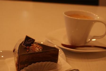 ショコラとコーヒー