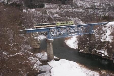 会津鉄道①