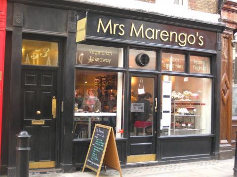 Mrs. Marengo's