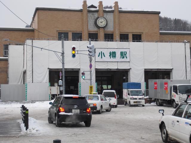 小樽駅前2