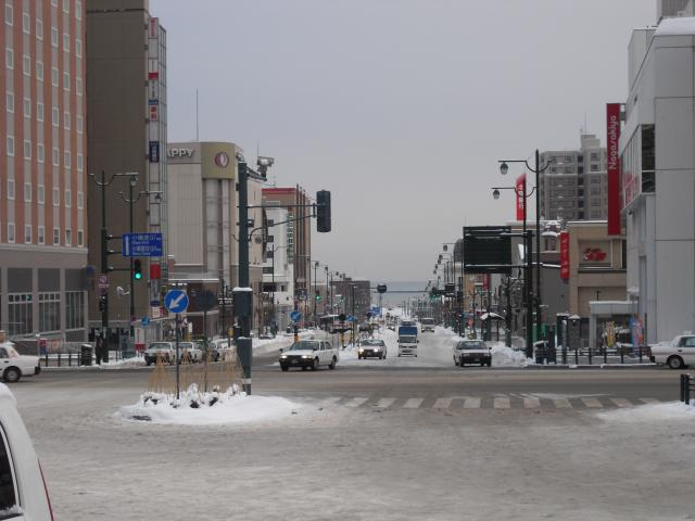 小樽駅前1