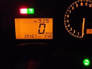 走行距離は1,094.8km