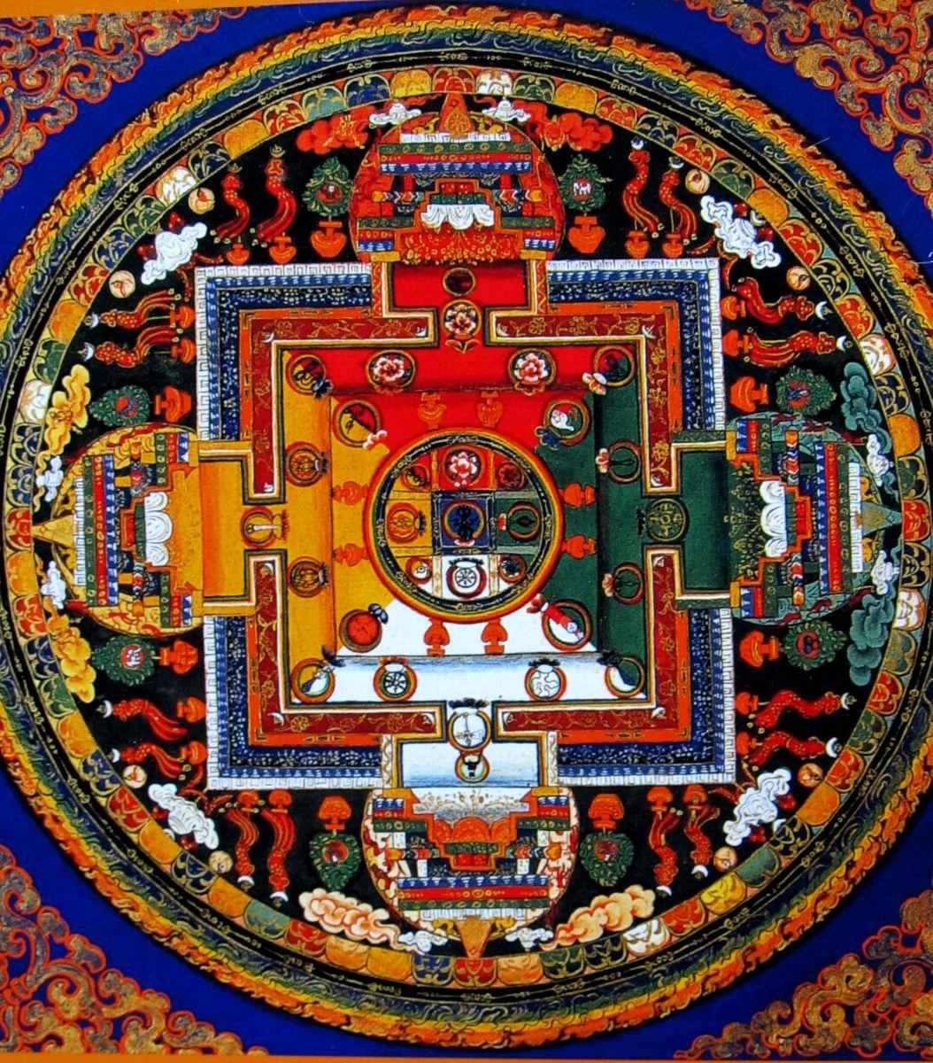 ティクレ - 羊毛で描くチベット...