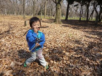 2011 03 13 大泉緑地 tibi07