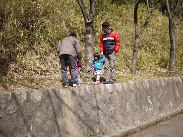2011 03 27 服部緑地公園 tibi02