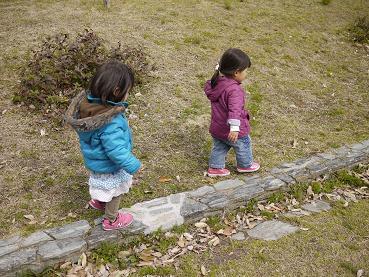 2011 03 27 服部緑地公園 tibi08