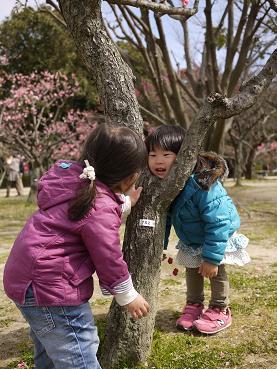 2011 03 27 服部緑地公園 tibi10