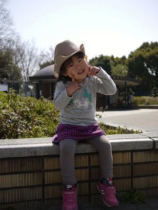 2011 04 01 植物園  tibi01
