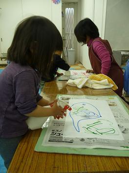 2011 04 20 アート教室 tibi01