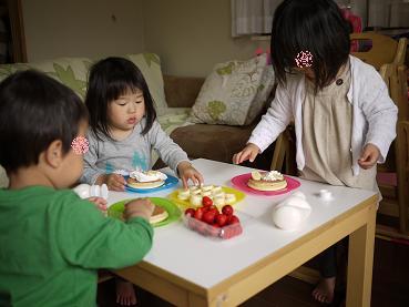 2011 04 18 ケーキ作り tibi02