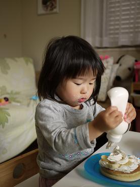 2011 04 18 ケーキ作り tibi01