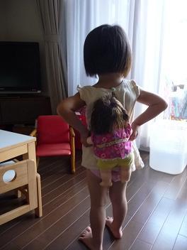 2011 06 28 長池川遊び4 tibi01