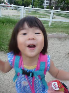 2011 07 25 夕方の公園 tibi02