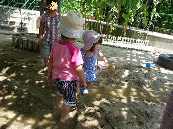 2011 08 04 長池幼稚園 tibi02