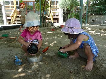 2011 08 04 長池幼稚園 tibi04