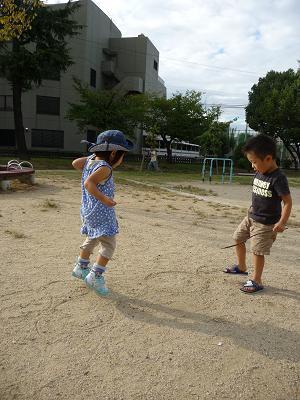 2011 09 19 20110920長池公園 tibi02