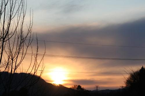 夕陽130