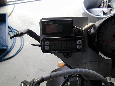 DAYTONA水温計の電池なし