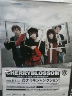 チェリブロのポスター